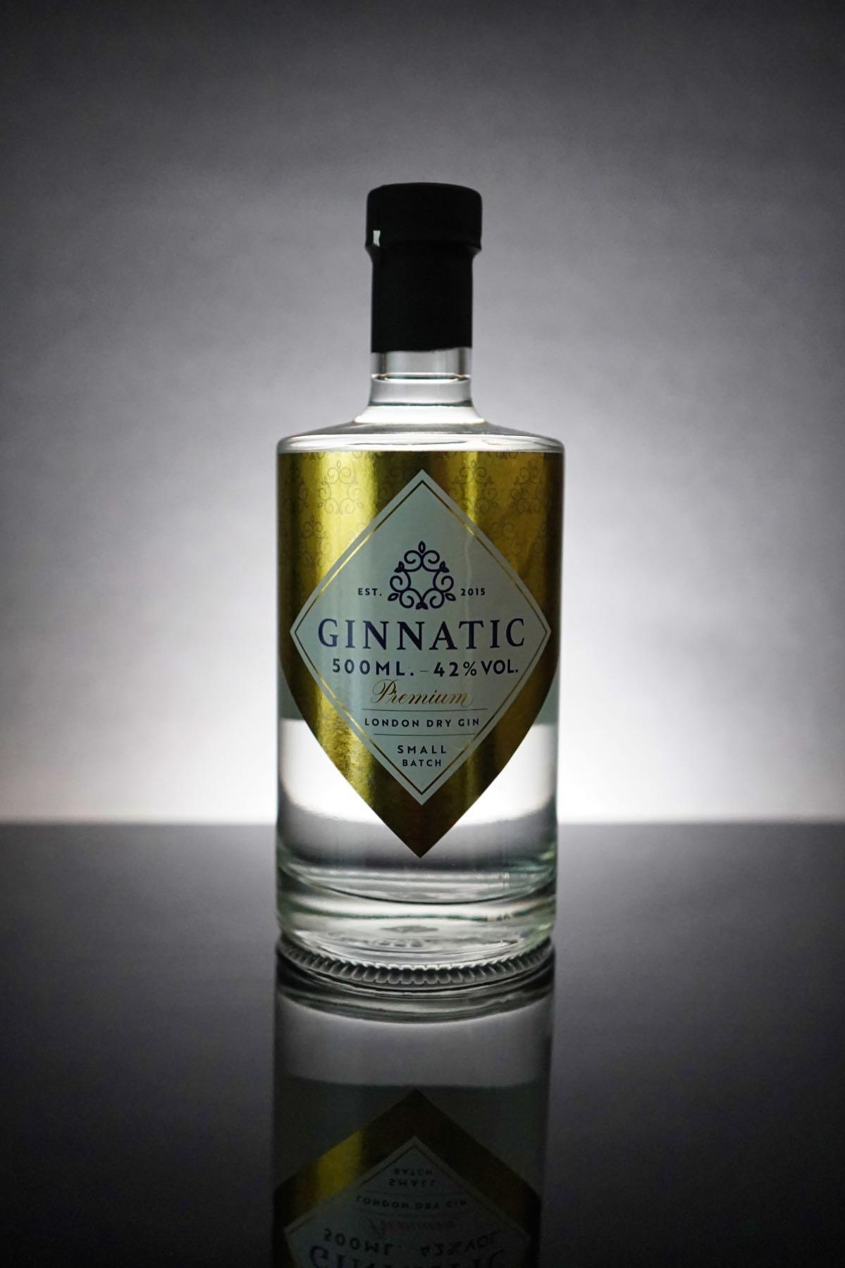 Ginnatic London Dry Gin